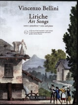 Vincenzo Bellini - Liriche 2 Cd - Sheet Music - di-arezzo.com