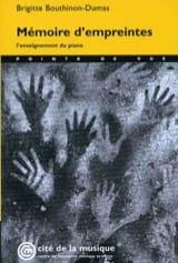 Mémoire D'empreintes. EPUISE Dumas Bouthinon Livre laflutedepan.com