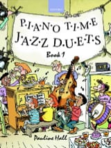 Piano Time Jazz Duets Volume 1. 4 Mains - laflutedepan.com