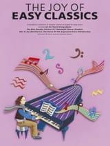 The Joy Of Easy Classics - Partition - Piano - laflutedepan.com