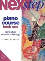 Piano Course Vol 1 Carol Barratt Partition Piano - laflutedepan.com