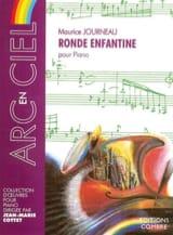 Maurice Journeau - Ronde Enfantine - Partition - di-arezzo.fr