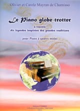 Le Piano Globe-Trotter. 4 Mains laflutedepan.com