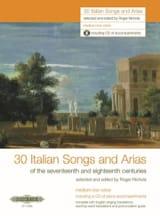 30 Italienische Lieder Und Arien des 17. Und 18. Jahrhunderts. Voix Grave laflutedepan.com