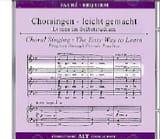 Requiem. CD Alto Gabriel Fauré Partition Chœur - laflutedepan.com