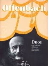 Jacques Offenbach - Soprano and Baritone Duets - Sheet Music - di-arezzo.co.uk