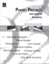 Piano Project - Partition - Piano - laflutedepan.com
