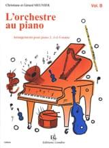 L'orchestre Au Piano Volume B laflutedepan.com
