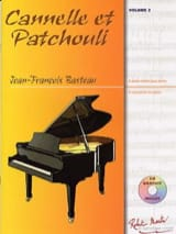Cannelle et Patchouli Jean-François Basteau Partition laflutedepan.com