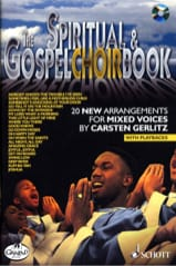 The Spirituals And Gospels Choirbook Partition laflutedepan.com