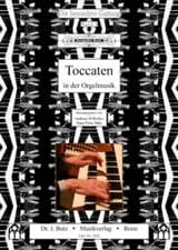 Toccaten In Der Orgelmusik Partition Orgue - laflutedepan.com