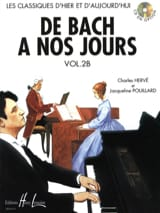 DE BACH A NOS JOURS - from Bach to the present day - Volume 2B - Sheet Music - di-arezzo.com