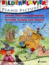 Hexen, Feen Und Gespenster Partition Piano - laflutedepan.com
