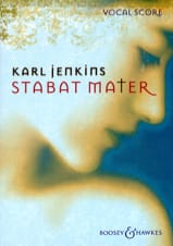 Karl Jenkins - Stabat Mater. - Partition - di-arezzo.fr