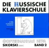Alexander Nikolaev - Die Russische Klavierschule Volume 2 CD - Sheet Music - di-arezzo.co.uk