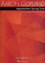 Aaron Copland - Appalachian Spring Suite - Sheet Music - di-arezzo.co.uk