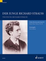 Richard Strauss - Frühe Klaviermusik Vol 3 - Partition - di-arezzo.fr