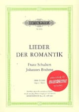 Lieder Der Romantik. Voix Haute laflutedepan.com