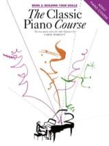 Classic Piano Course Volume 2 Carol Barratt Partition laflutedepan.com