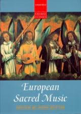 European Sacred Music Partition Chœur - laflutedepan.com