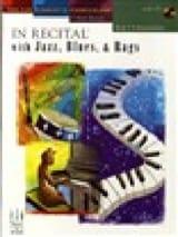 In Recital with jazz, blues & rags. Volume 5 laflutedepan.com