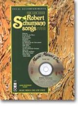 SCHUMANN - Lieder Voix Grave - Partition - di-arezzo.fr