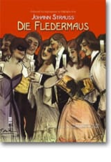Johann fils Strauss - Highlights From Die Fledermaus - Partition - di-arezzo.fr