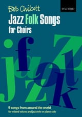 Jazz Folk Songs - Partition - Chœur - laflutedepan.com