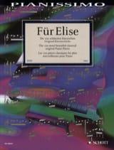 Für Elise Partition Piano - laflutedepan.com