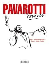 Pavarotti Forever Partition Opéras - laflutedepan.com