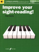 Paul Harris - Improve Your Sight Reading Grade 2 - Sheet Music - di-arezzo.com