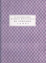 Il Secondo Libro D'arie Musicali Stefano Landi laflutedepan.com