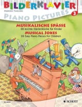 Musical Jokes Partition Piano - laflutedepan.com