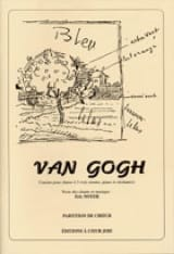 Eric Noyer - Van Gogh - Sheet Music - di-arezzo.co.uk