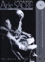 Arie Sacre. Voix Moyenne Partition Mélodies - laflutedepan.com