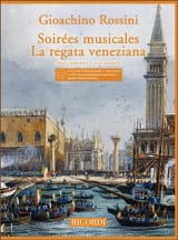 Gioachino Rossini - Musical Evenings / Regata Veneziana 2 CD - Sheet Music - di-arezzo.co.uk