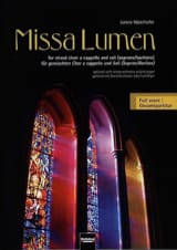 Missa Lumen. Conducteur Lorenz Maierhofer Partition laflutedepan