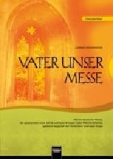 Lorenz Maierhofer - Vater Unser Messe - Partition - di-arezzo.fr