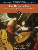 The Baroque Era. Niveau Facile Partition Piano - laflutedepan.com