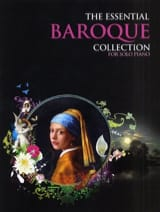 The Essential Baroque Collection Partition Piano - laflutedepan.com