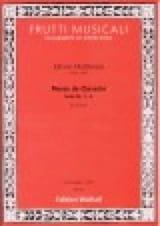 Johann Mattheson - Pièces de Clavecin - Partition - di-arezzo.fr