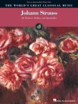 Johann fils Strauss - 26 Valses, Polkas et Quadrilles. Facile. - Partition - di-arezzo.fr