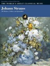 Johann fils Strauss - 28 Waltzes, Polkas and Quadrilles. Way - Sheet Music - di-arezzo.co.uk