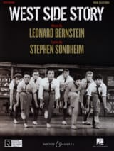 Leonard Bernstein - West Side Story. Nouvelle Selection - Partition - di-arezzo.fr
