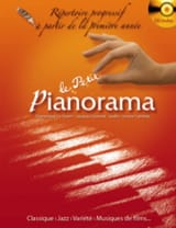 Le Petit Pianorama Partition Piano - laflutedepan.com