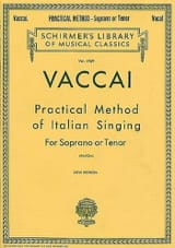 Practical Method Of Italian Singing. Voix Haute laflutedepan.com