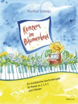 Konzert Im Blumenbeet - Manfred Schmitz - Partition - laflutedepan.com