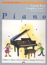 / Manus / Lethco Palmer - Lesson Book Late Beginner Complete Level 1 - Partition - di-arezzo.fr
