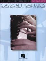 8 Classical Theme Duets Partition Piano - laflutedepan.com