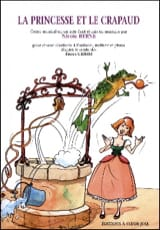 Nicole Berne - The Princess and the Toad - Sheet Music - di-arezzo.co.uk